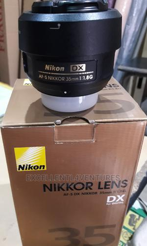 Nikon Lens 35mm | Accessories & Supplies for Electronics for sale in Lagos State, Ikeja