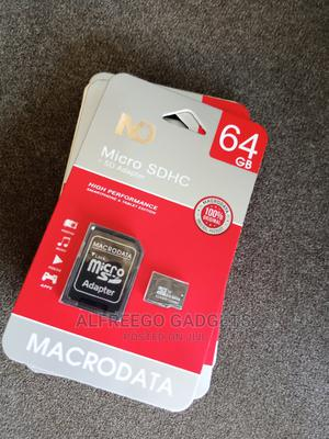 64GB Memory Card Original   Accessories for Mobile Phones & Tablets for sale in Abuja (FCT) State, Wuse