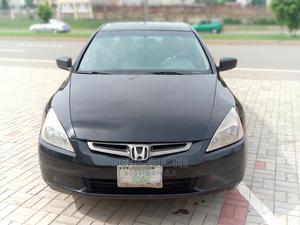 Honda Accord 2004 2.4 Type S Black | Cars for sale in Abuja (FCT) State, Gwarinpa
