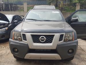 Nissan Xterra 2012 Pro-4x Automatic Gray | Cars for sale in Lagos State, Maryland