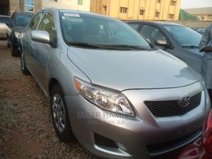 Toyota Corolla 2009 Silver | Cars for sale in Kaduna State, Kaduna / Kaduna State