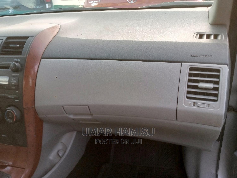 Toyota Corolla 2009 Silver   Cars for sale in Kaduna / Kaduna State, Kaduna State, Nigeria