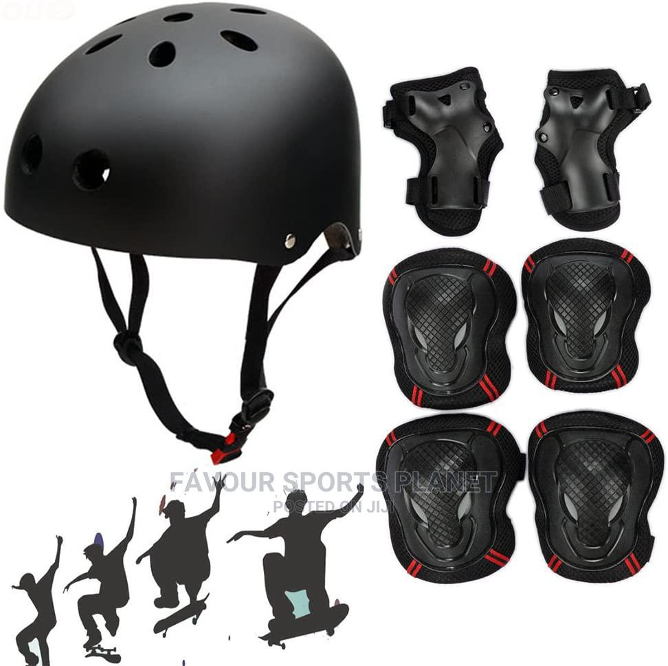 Multi Purpose Pritective Helmet Available at Sports Planet