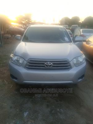 Toyota Highlander 2008 Silver   Cars for sale in Lagos State, Alimosho