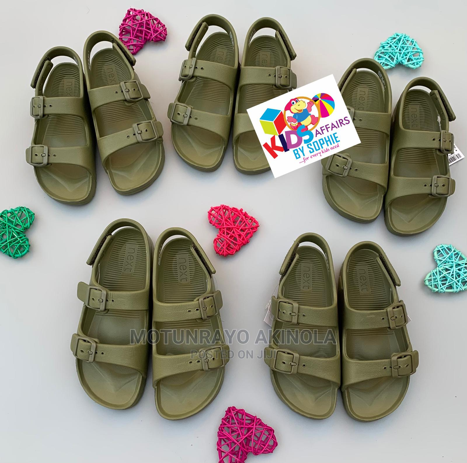 Next Unisex Sandals | Children's Shoes for sale in Lekki, Lagos State, Nigeria