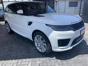 Land Rover Range Rover Sport 2019 Supercharged Dynamic White | Cars for sale in Lagos State, Victoria Island