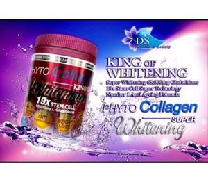 Phyto Collagen King of Whitening 19X Stem Cell | Vitamins & Supplements for sale in Lagos State, Surulere