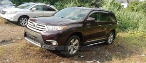 Toyota Highlander 2014 Brown | Cars for sale in Delta State, Warri