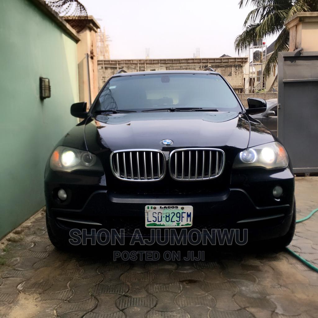 Archive: BMW X5 2009 4.8i Black