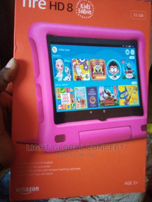 New Amazon Fire HD 8 (2020) 32 GB Pink | Tablets for sale in Lagos State, Ajah