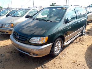 Toyota Sienna 2003 XLE Green   Cars for sale in Lagos State, Apapa