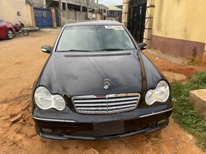 Mercedes-Benz C230 2005 Black | Cars for sale in Lagos State, Ikeja