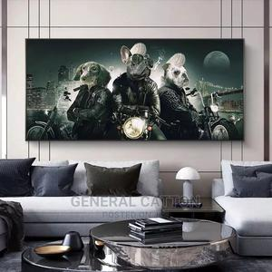 Canvas Painting Large Poster And Prints Wall Art | Home Accessories for sale in Lagos State, Ikoyi