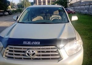 Toyota Highlander 2008 Gold | Cars for sale in Lagos State, Ajah