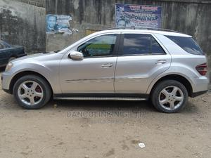 Mercedes-Benz M Class 2007 ML 350 4Matic Silver | Cars for sale in Lagos State, Surulere