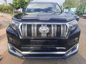 New Toyota Land Cruiser Prado 2019 VXR Black | Cars for sale in Lagos State, Ikeja