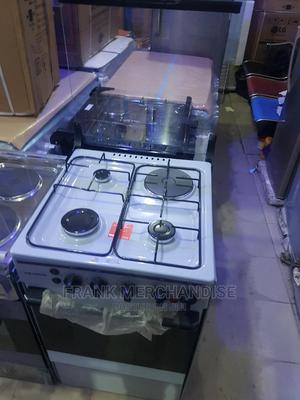 SKYRUN Gas Cooker 50BY50 3 BY 1 Oven and Grill 100%Copper | Kitchen Appliances for sale in Lagos State, Amuwo-Odofin