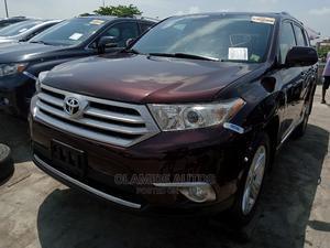 Toyota Highlander 2013 Red | Cars for sale in Lagos State, Apapa