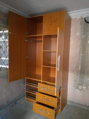 7ft by 4ft Standard Wardrobe   Furniture for sale in Lagos State, Mushin