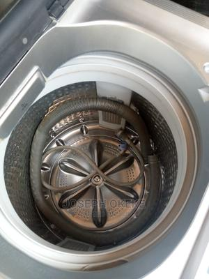 Samsung 18kg Washing Machine. Top Loader   Home Appliances for sale in Lagos State, Ojo