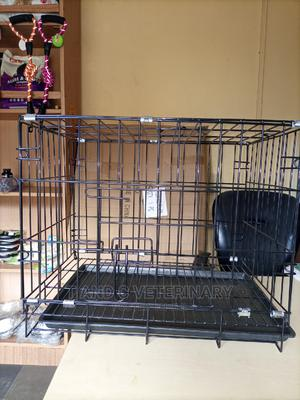 Puppy Cat Rabbit Pet Wire Metal Cage House | Pet's Accessories for sale in Lagos State, Agege