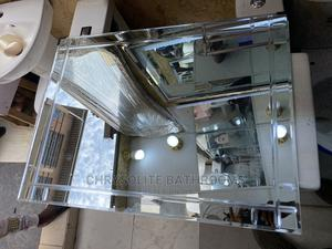 Plain Bathroom Mirror | Home Accessories for sale in Lagos State, Orile