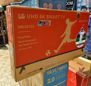LG 50 Inches Android Smart TV | TV & DVD Equipment for sale in Lagos State, Ikeja