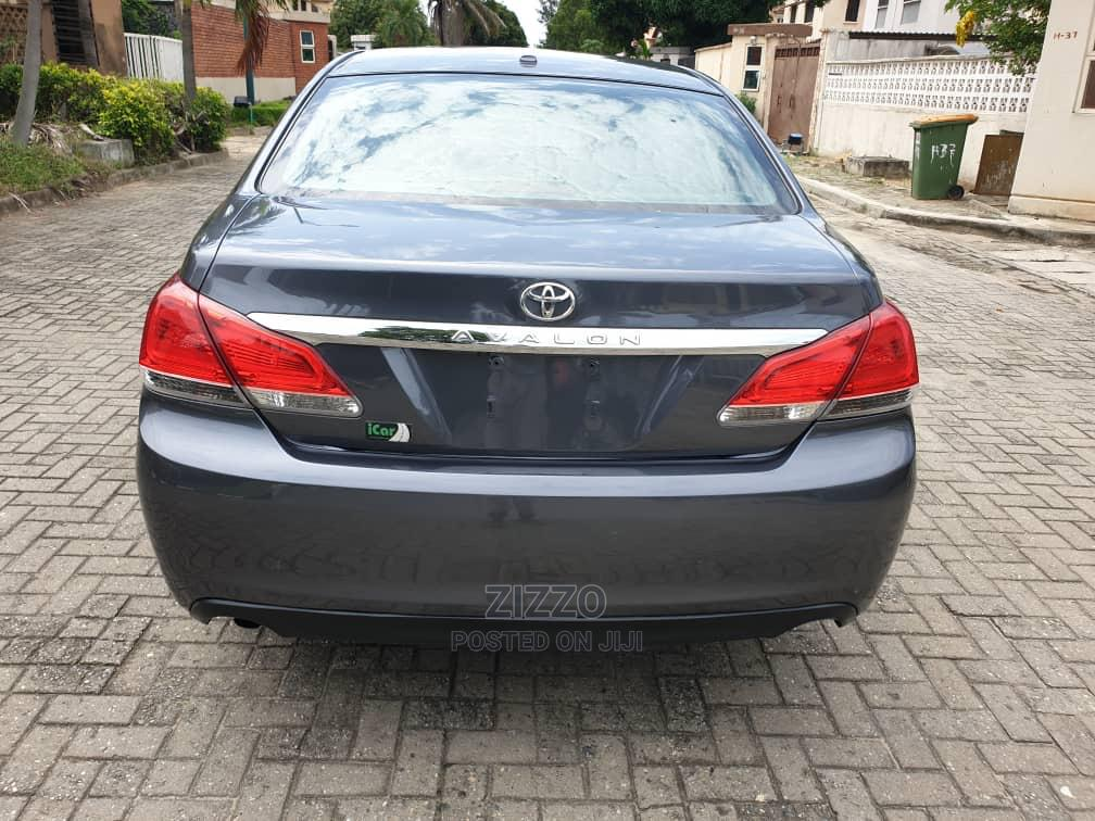 Toyota Avalon 2012 Gray   Cars for sale in Victoria Island, Lagos State, Nigeria