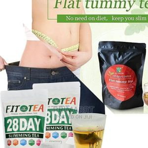 Flat Tummy and Slimming Tea Combo | Vitamins & Supplements for sale in Edo State, Benin City