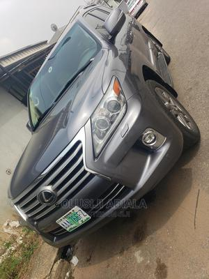 Lexus LX 2015 Gray | Cars for sale in Lagos State, Ikeja