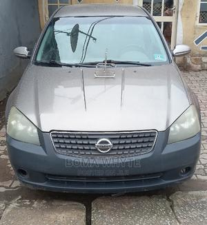 Nissan Altima 2005 2.5 Beige | Cars for sale in Lagos State, Yaba