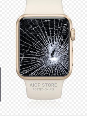 Apple Iwatch Series 6 44mm Screen Replacement | Accessories for Mobile Phones & Tablets for sale in Rivers State, Port-Harcourt