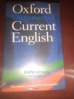 Oxford Dictionary of Current English | Books & Games for sale in Lagos State, Agboyi/Ketu