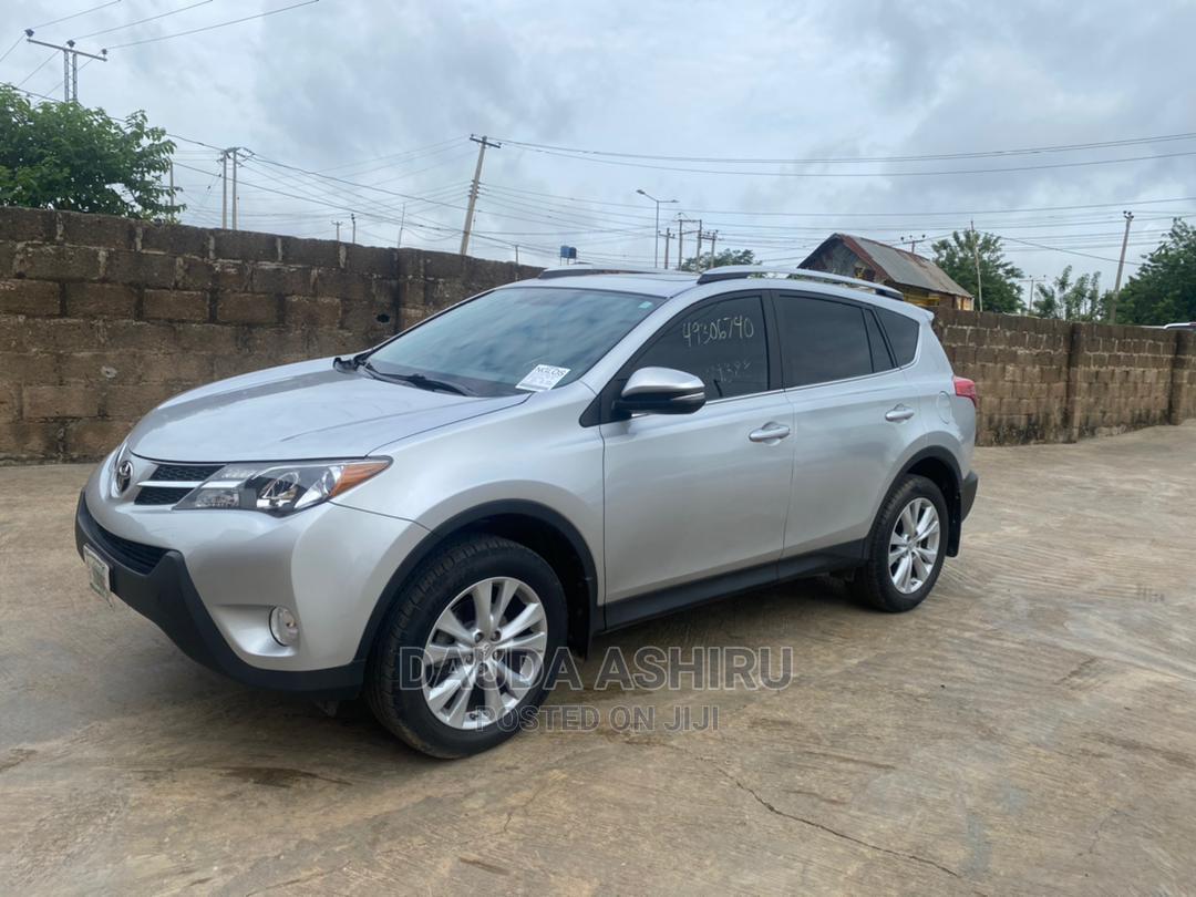 Toyota RAV4 2014 Silver   Cars for sale in Osogbo, Osun State, Nigeria