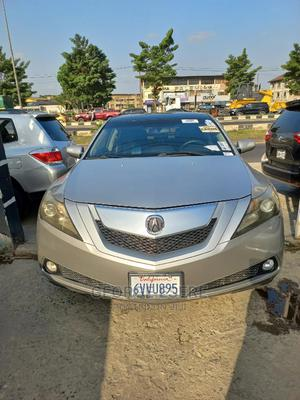 Acura ZDX 2010 Base AWD Silver   Cars for sale in Lagos State, Ilupeju