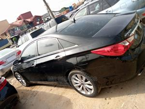 Hyundai Sonata 2009 Limited Black | Cars for sale in Lagos State, Amuwo-Odofin