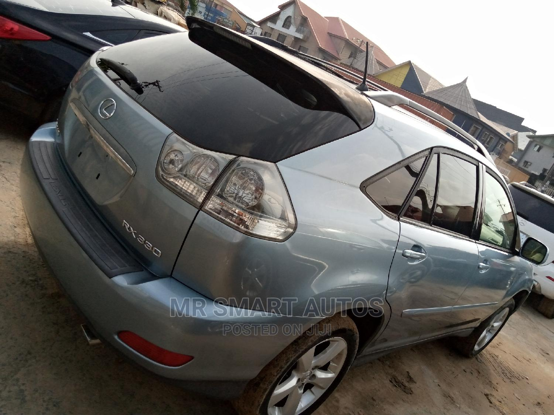 Lexus RX 2005 330 Green | Cars for sale in Amuwo-Odofin, Lagos State, Nigeria