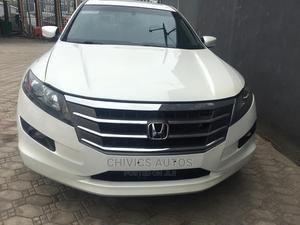 Honda Accord CrossTour 2010 EX White | Cars for sale in Lagos State, Amuwo-Odofin