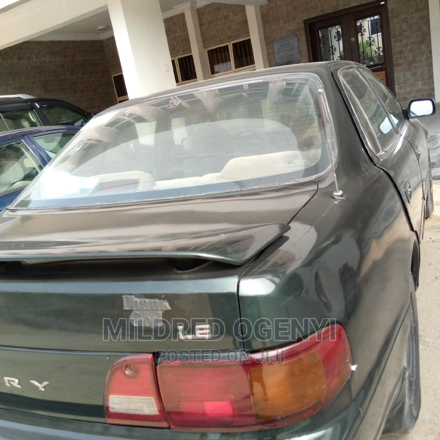 Toyota Camry 1999 Automatic Green   Cars for sale in Ajah, Lagos State, Nigeria