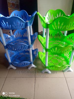 Plastic Storage Trolley   Children's Furniture for sale in Lagos State, Agege