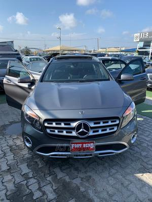 Mercedes-Benz GLA-Class 2018 Gray | Cars for sale in Lagos State, Lekki