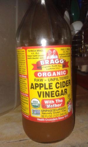 Bragg Apple Cider Vinegar (Big Bottle) | Vitamins & Supplements for sale in Lagos State, Kosofe