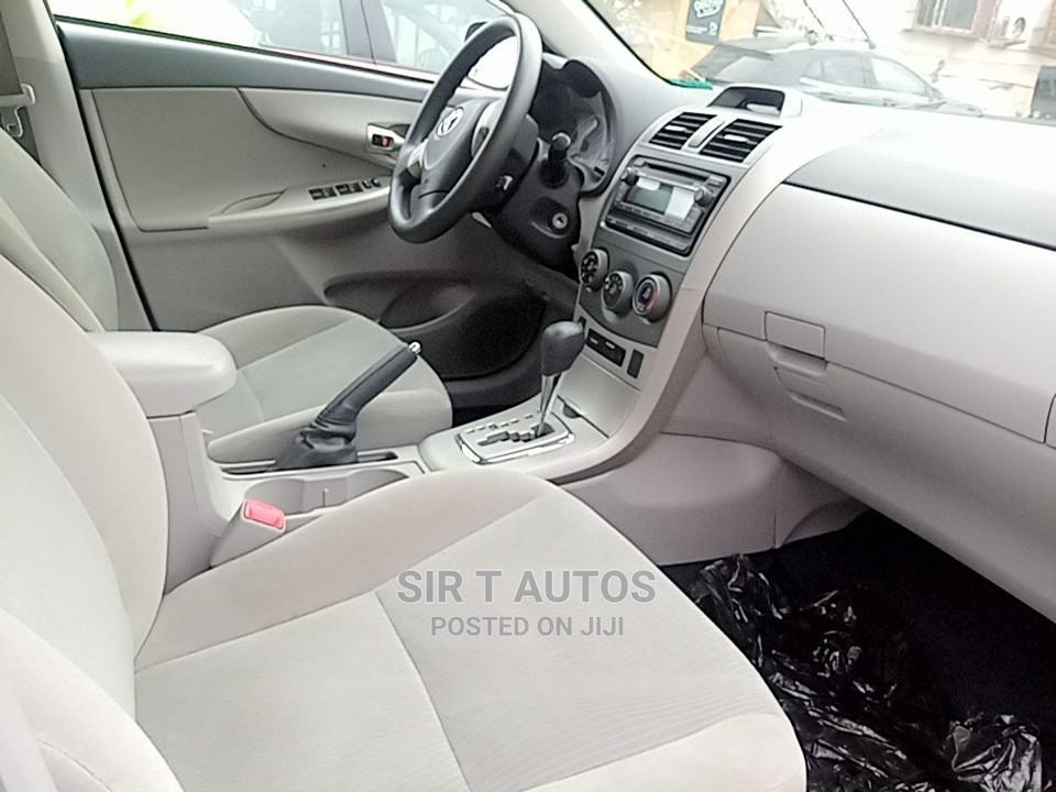 Toyota Corolla 2012 Silver | Cars for sale in Ibadan, Oyo State, Nigeria