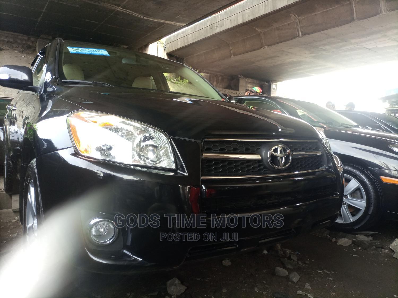 Toyota RAV4 2011 2.5 4x4 Black