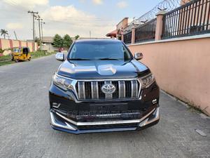 Toyota Land Cruiser Prado 2019 Black | Cars for sale in Lagos State, Ogba