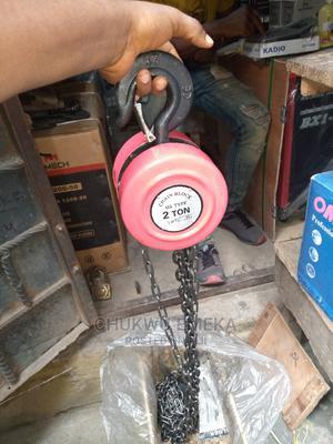 Chain Block 2 Ton | Manufacturing Equipment for sale in Lagos State, Lagos Island (Eko)