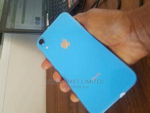 Apple iPhone XR 64 GB Blue   Mobile Phones for sale in Edo State, Ikpoba-Okha