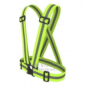 Elastic Adjustable Reflective Safety Belt   Safetywear & Equipment for sale in Lagos State, Lagos Island (Eko)
