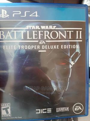 PS4 Star Wars Battlefront 2 Elite Trooper Deluxe Edition | Video Games for sale in Lagos State, Agege
