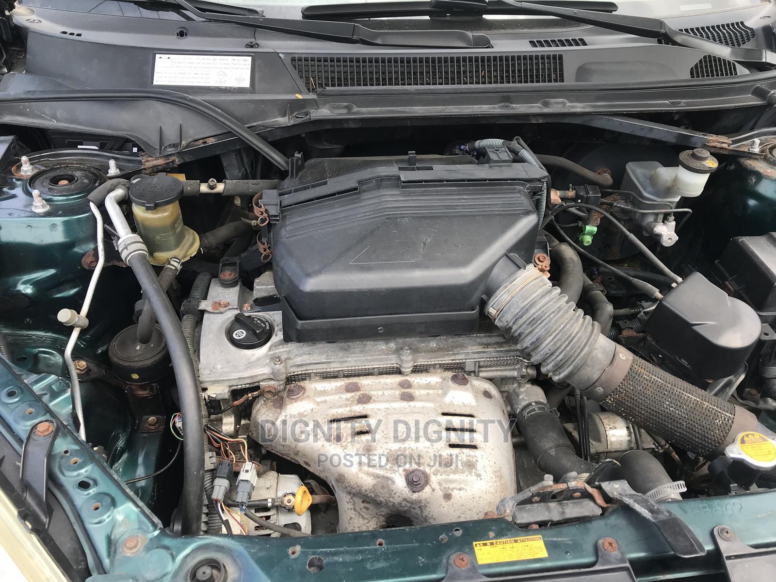 Toyota RAV4 2003 Automatic Green | Cars for sale in Ikorodu, Lagos State, Nigeria